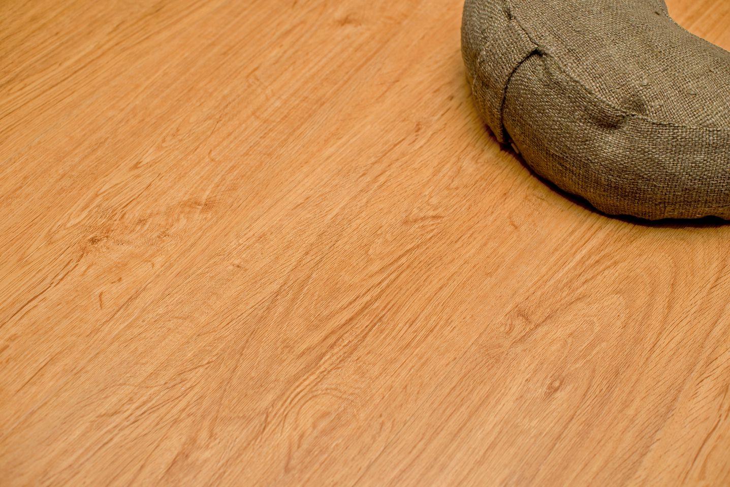 Floer dorpen pvc nisse natuur eiken bruine vloer vinyl kunststof