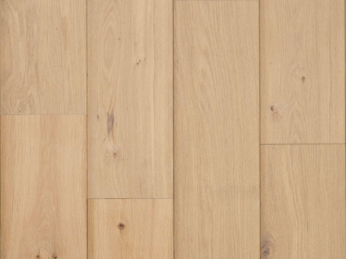Eiken houten lamel parket vloer onbehandeld hout rustiek a