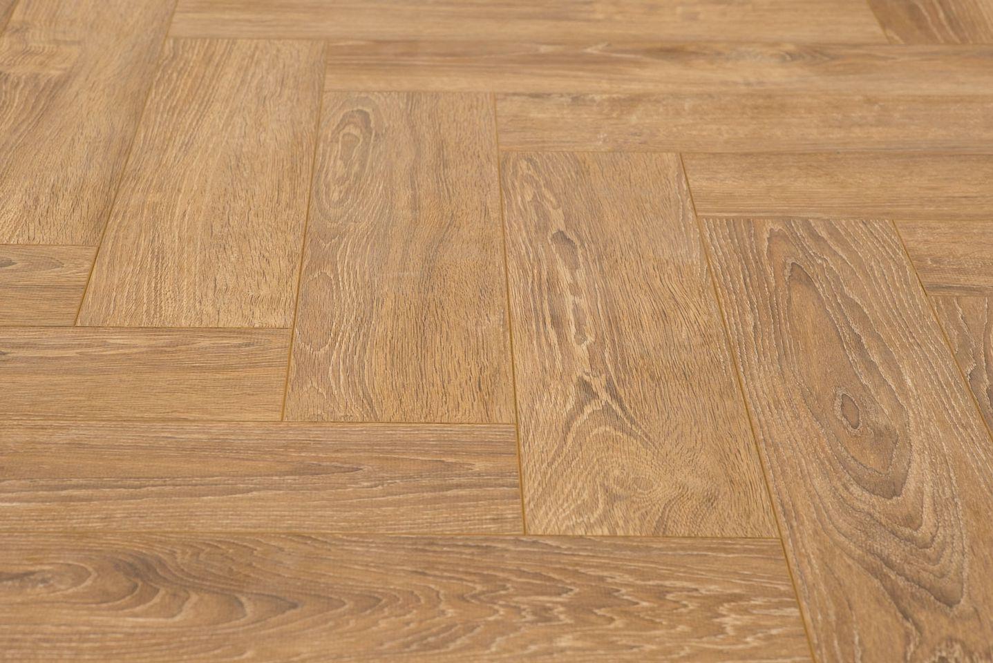 Visgraat Laminaat Leggen : Floer visgraat laminaat gerookt eiken vloer patroon eik bruin