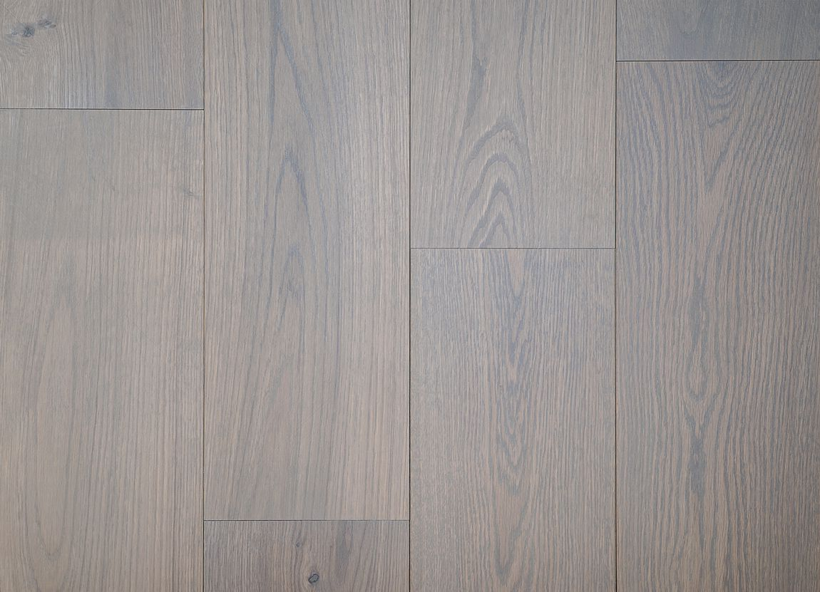 Eiken lamel parket grijs geolied houten duoplank vloer eik