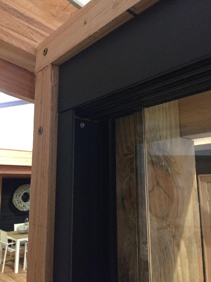 Glasschuifwand 6 Delige Glaswand Systeem Voor Veranda Aanbouw