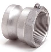 Camlock-aluminium-mandeel-met-binnendraad