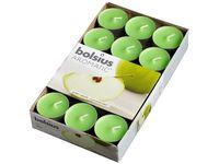 Bolsius geurlichten Aromatic Green Apple - 30 stuks