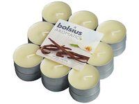 Bolsius geurlichten Aromatic Vanilla - 18 stuks