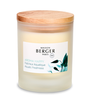 Maison Berger geurkaars Aroma Aquatic Freshness