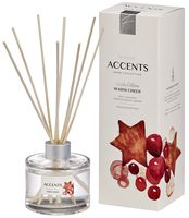 Bolsius Geurstokjes Accents Warm Cheer 100 ml
