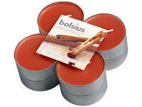 Bolsius maxi geurlichten Aromatic Sugar & Spice - 8 stuks