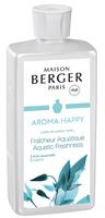 Lampe Berger navulling Aroma Aquatic Freshness 500 ml