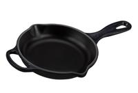 Le Creuset skillet zwart Ø 23 cm