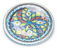 Dishes_Deco_Ontbijtbord_Turquoise_Blue_24_cm