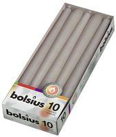 bolsius-dinerkaarsen-10stuks-taupe