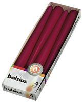 bolsius-dinerkaarsen-4stuks-wijnrood