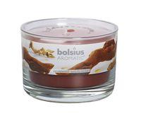 Bolsius geurglas Aromatic Sandalwood 63/90 mm