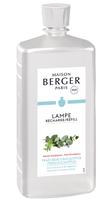 Lampe Berger navulling Fresh Eucalyptus 1 liter