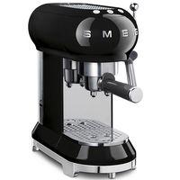 SMEG Espressomachine Zwart