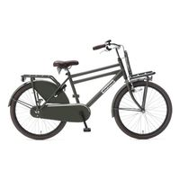 Popal Daily Dutch 3 Versnellingen 24 inch Army Green