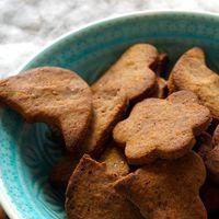 Hoe maak je boekweitmeel koekjes?