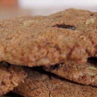 Chocolatechip peanutbutter cookies