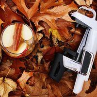 Witte sangria met appel en kaneel