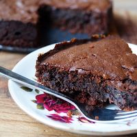 Hoe maak je glutenvrije chocoladetaart?