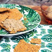 Glutenvrije crackers