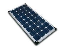 afrastering zonnepaneel
