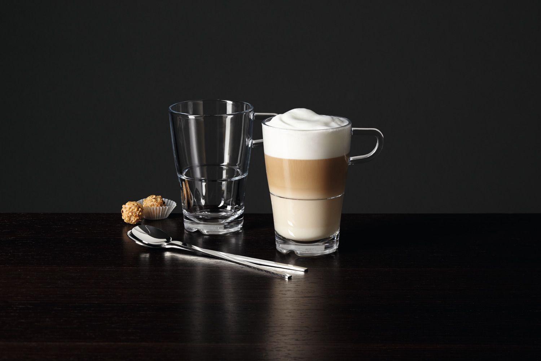 Leonardo Latte Macchiato Gläser Senso? Bei Cookinglife.de