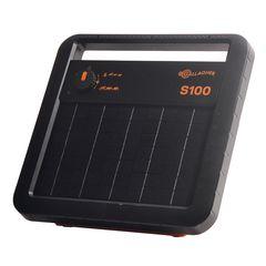 Solar schrikdraadapparaten