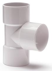 PVC Hulpstukken lijm wit