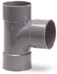 PVC Hulpstukken lijm grijs