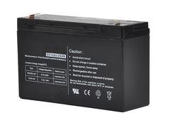 Batterij 6V 10Ah voor S40