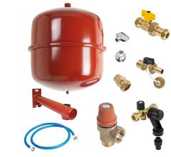Bonfix-installatiepakket-rood