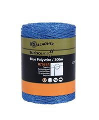 Gallagher TurboLine 200 meter blauw