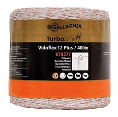 Gallagher Vidoflex 12 TurboLine Plus wit