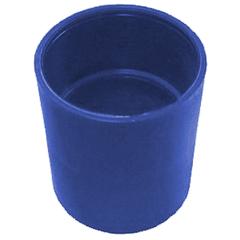 invoerbocht-lijmmof-blauw