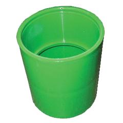invoerbocht-lijmmof-groen