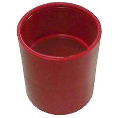 invoerbocht-lijmmof-rood