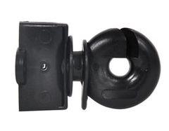 Isolator voor ronde palen