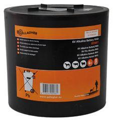 Ronde Alkaline batterij