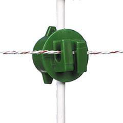 Schroefisolator groen