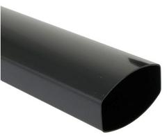 Nicoll Ovation Antraciet buizen & hulpstukken RAL 7016