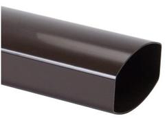 Nicoll Ovation Bruin buizen & hulpstukken RAL 8017