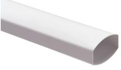 Nicoll Ovation Wit buizen & hulpstukken RAL 9010