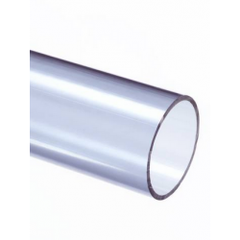 PVC drukbuis transparant