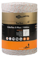 gallagher-vidoflex-9-turboline-wit-rol-1000m