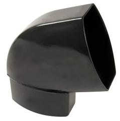 nicoll-ovation-zwart-platte-bocht-67-graden