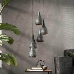 baunatal-hanglamp-5-kappen-druppel-perforatie-2