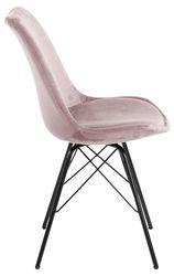 frostrup-oud-roze-velours-eetstoel-zwart-frame-3
