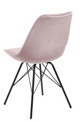 frostrup-oud-roze-velours-eetstoel-zwart-frame-2