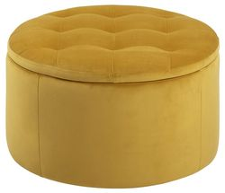 fures-hocker-pouffe-opbergruimte-deksel-velours-stof-geel-2